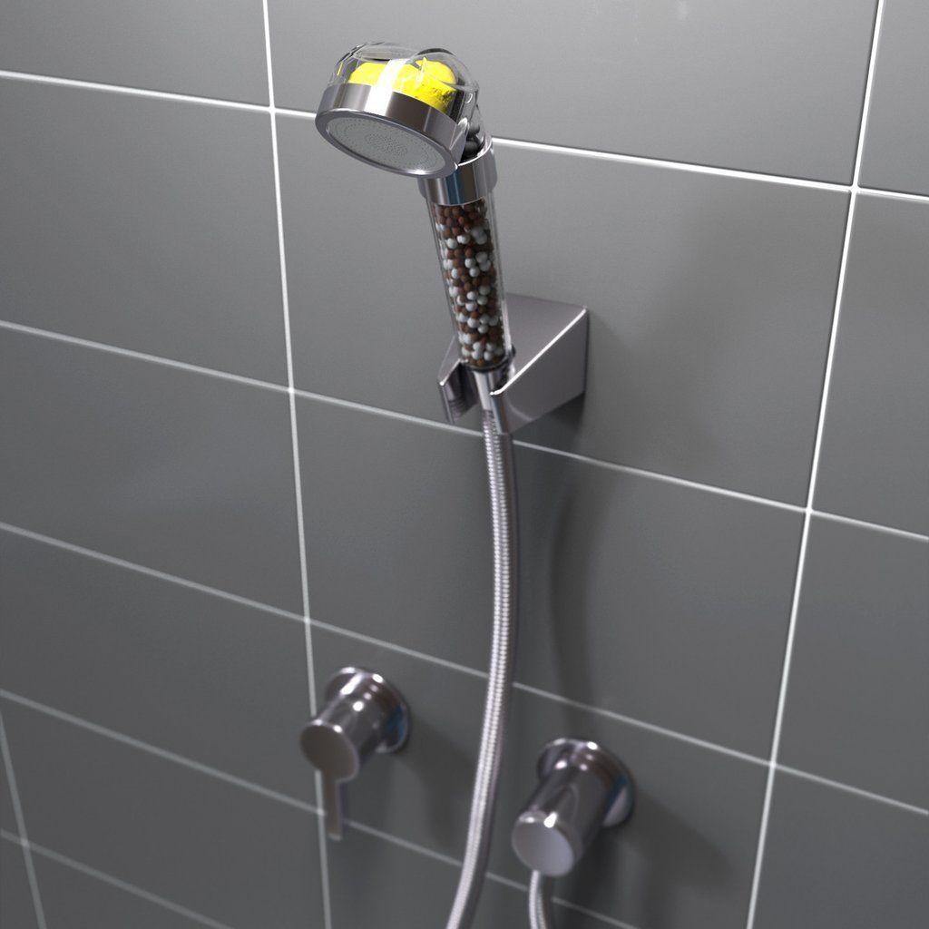pH REJUVENATE Shower Head Filter Shower filter, Chlorine