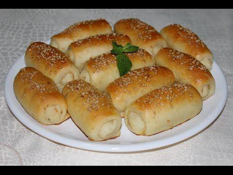 ميني سندويشات بحشوة بسيطة و لذيذة Middle East Recipes Middle Eastern Recipes Recipes