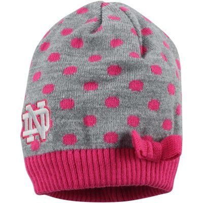 ... discount code for girls infant notre dame fighting irish top of the  world gray pink zulu e5080ffe64ce