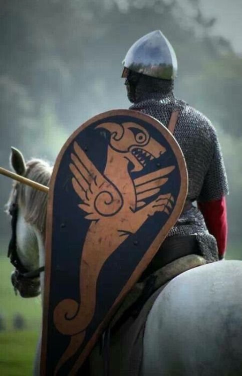 Norman Kite Shield