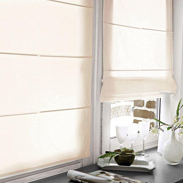 store bateau en toile pur coton store bateau assorti aux. Black Bedroom Furniture Sets. Home Design Ideas