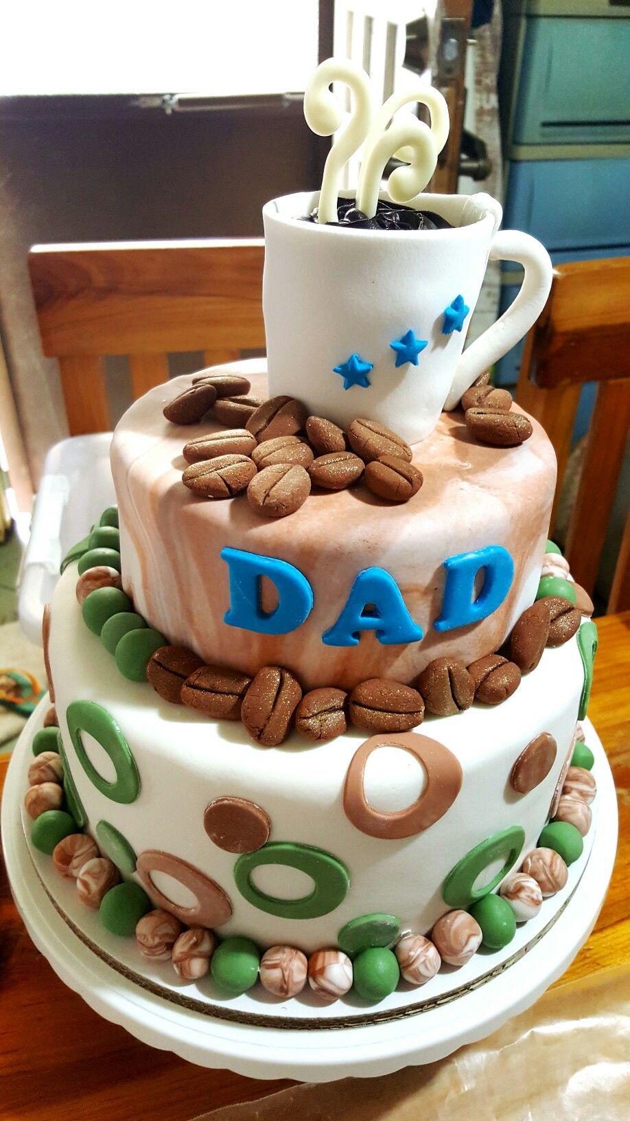 Birthday cake for dad Dad birthday cakes, Cake, Food