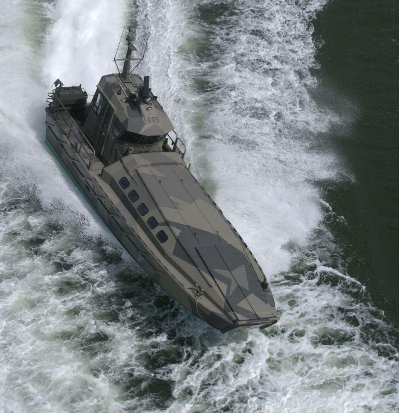 Combat Patrol / Rescue Boat / Hovercraft