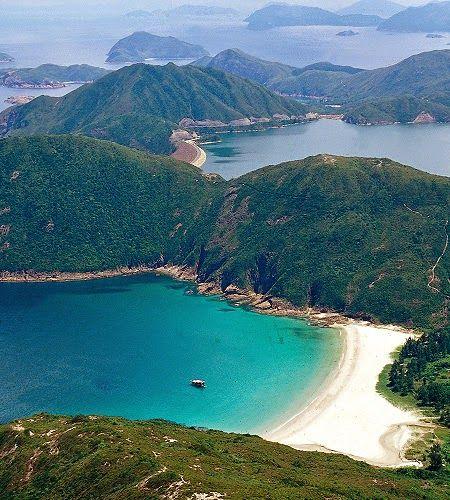 Long Ke Wan Bay, Hong Kong