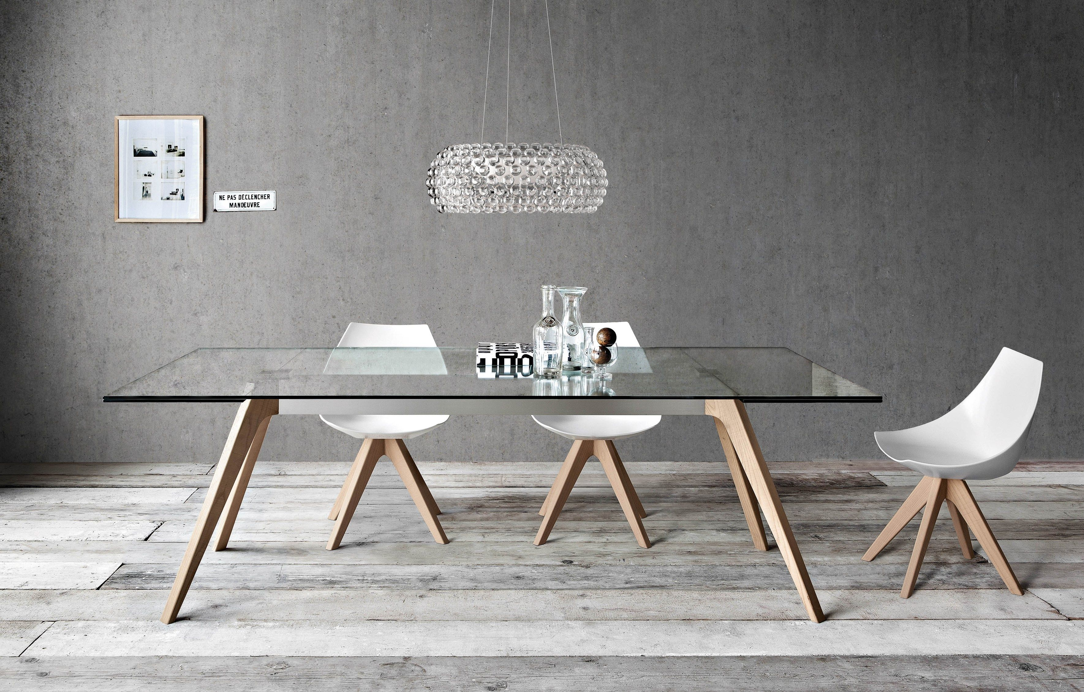 Tavolo Pianca ~ Delta tavolo by pianca dining table