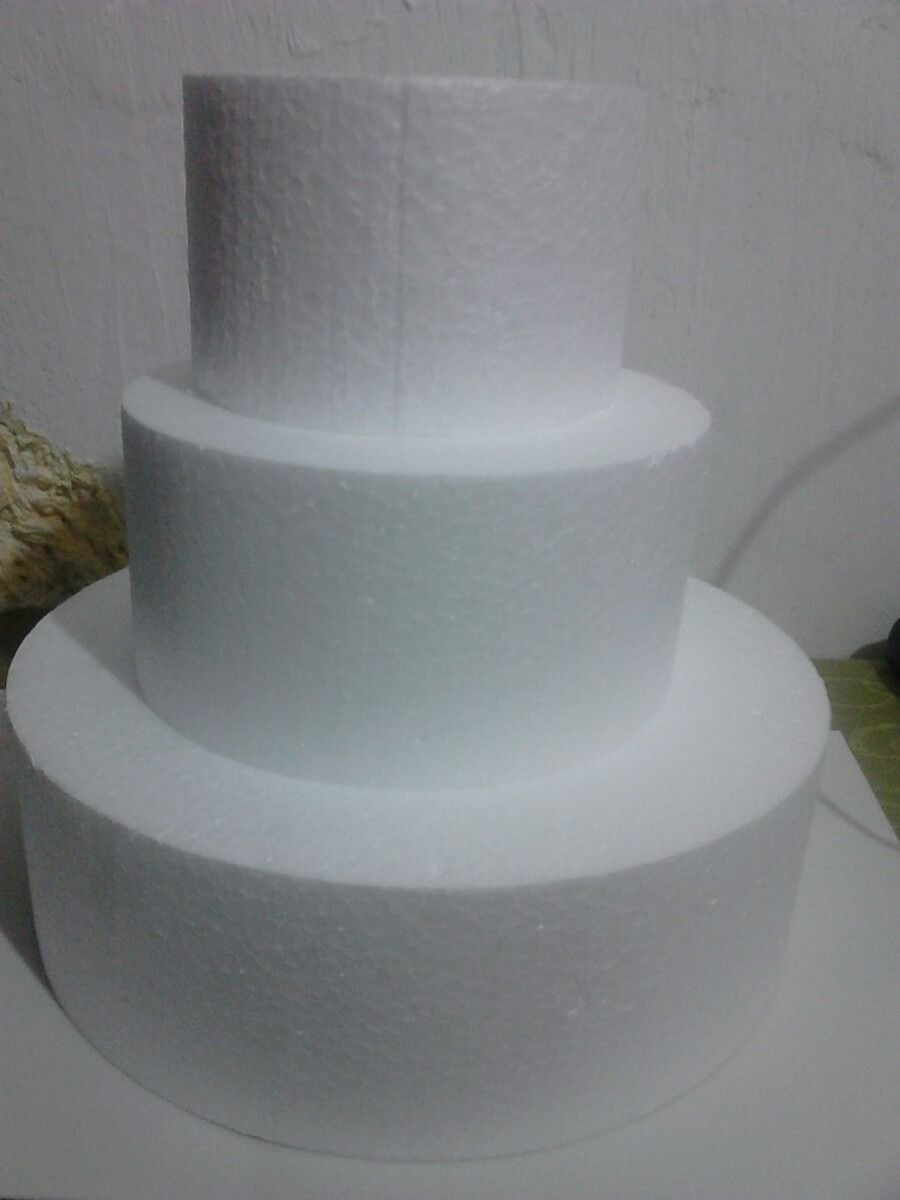 3a7cf15d5 base de isopor redonda