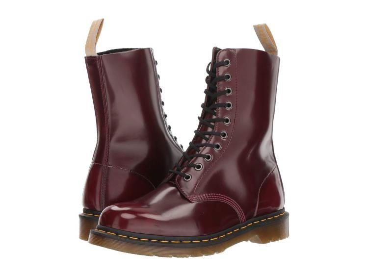 8 Vegan Goth Boots to Buy in 2020 | Vegan boots, Goth boots