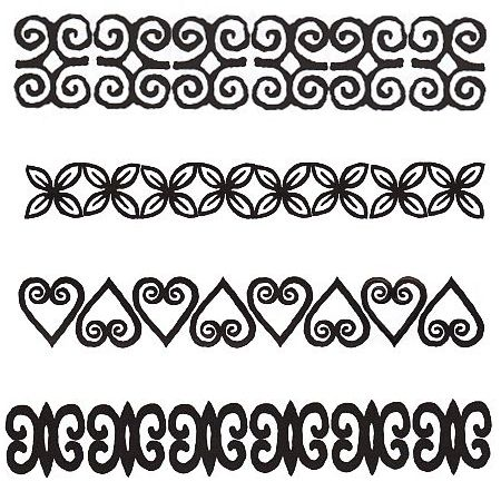 African Symbols For Family To Be The Family And In Love On
