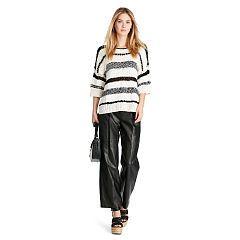 Boxy Cotton-Blend Sweater - Polo Ralph Lauren Crewnecks & Tanks - RalphLauren.com