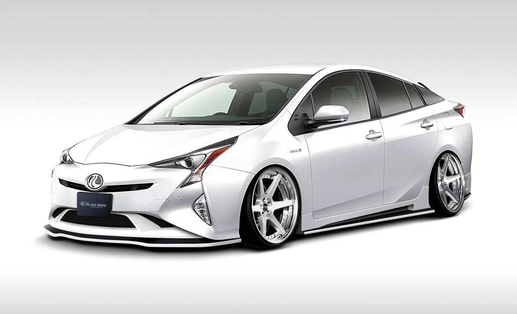 2016 Toyota Prius Getting Hellaflush Body Kit From Kuhl Racing