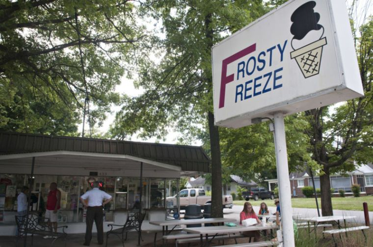 Franklin S Frosty Freeze Has Served Baby Burgers For 58 Years