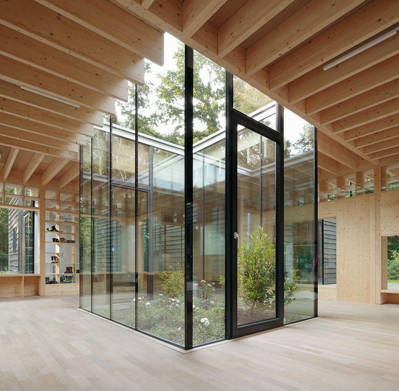 Hamburg nursery designed by kraus schonberg architekten for Hamburg interior design