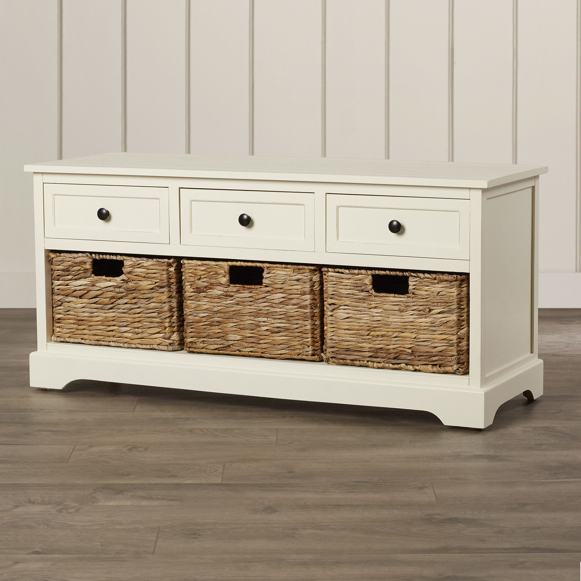 cabinet removable seat k bench drawer w haotian shop with rakuten cushion product haotiangroup storage white shoe drawers