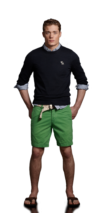 All those shorts so that I can hopefully come up with this for ...