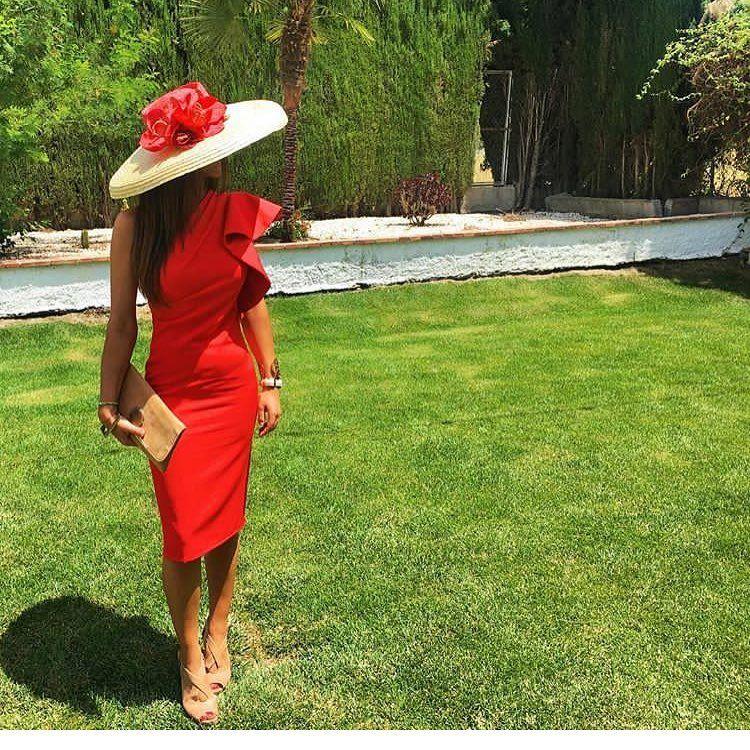 1 878 Me Gusta 11 Comentarios Invitada Ideal By Margarita Invitadaideal En Instagram Estilazo De Roroga Derby Dress Derby Outfits Wedding Attire Guest