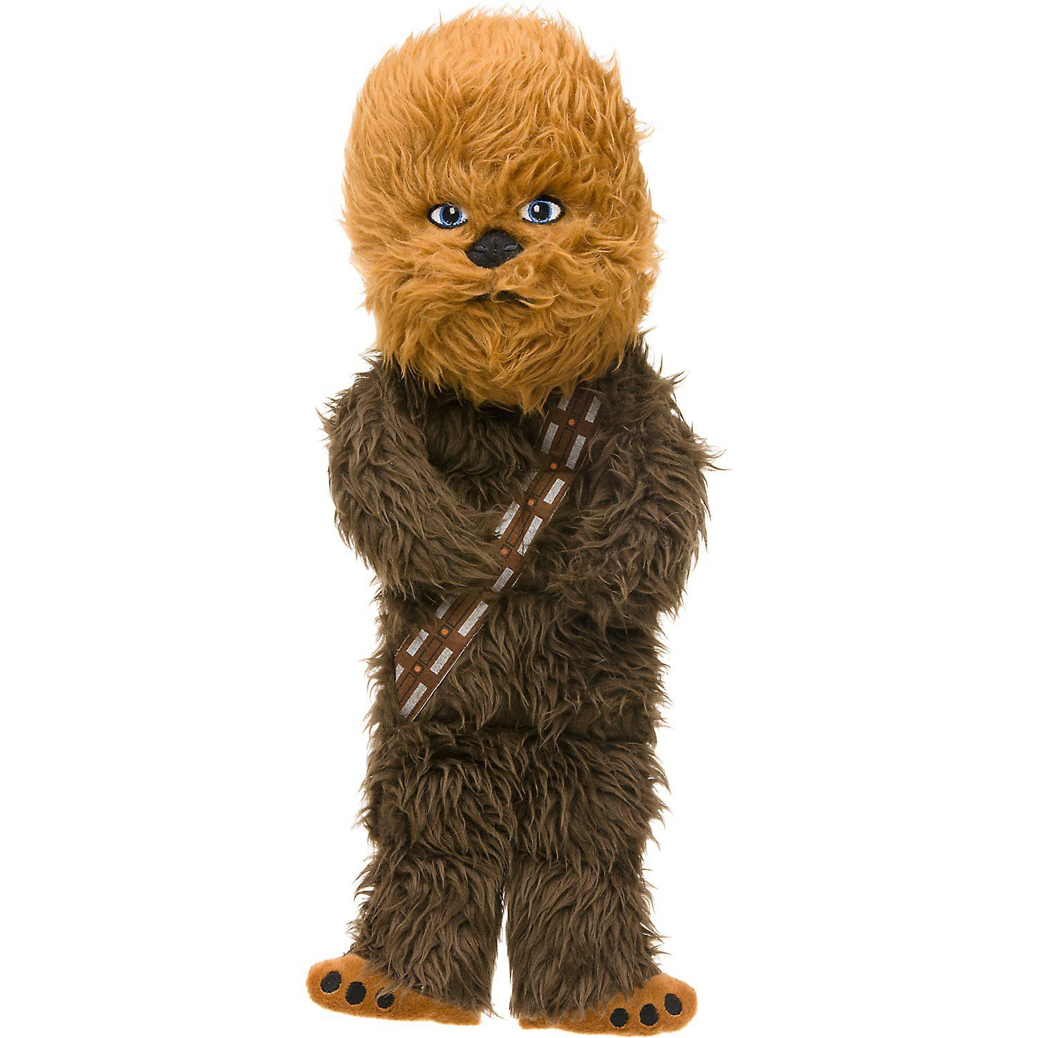 STAR WARS Chewbacca Multi Squeaker Dog Toy Dog toy with eight