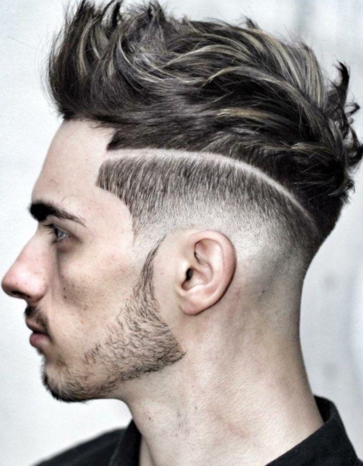 coiffure homme 2017