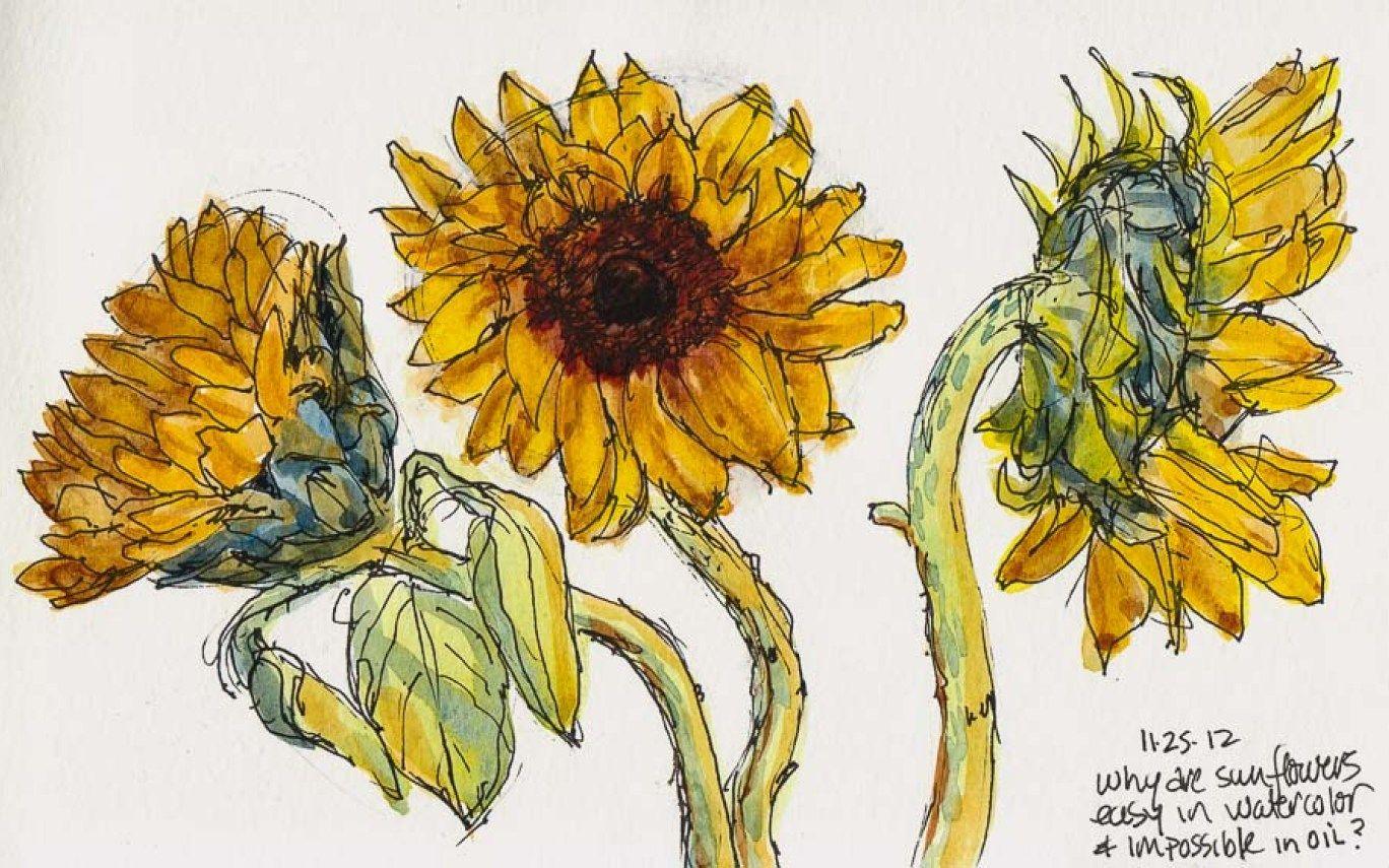 Vintage Sunflower Desktop Background PC Vintage Sunflower Desktop
