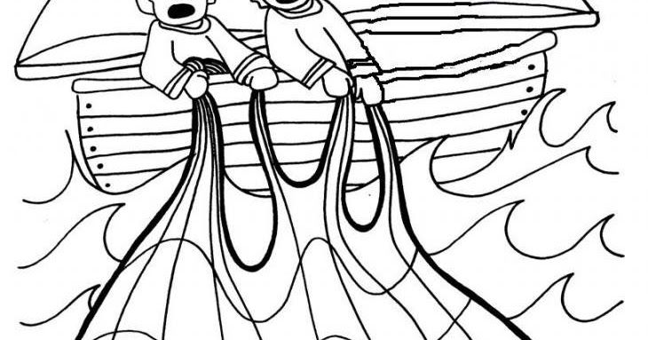 27 Gambar Kartun Nelayan Menangkap Ikan Di 2020 Kartun Gambar