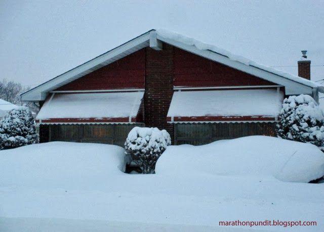 (Photo) Cabin fever in Morton Grove #mortongrove Cabin fever in Morton Grove, Illinois after two feet of snow. #mortongrove