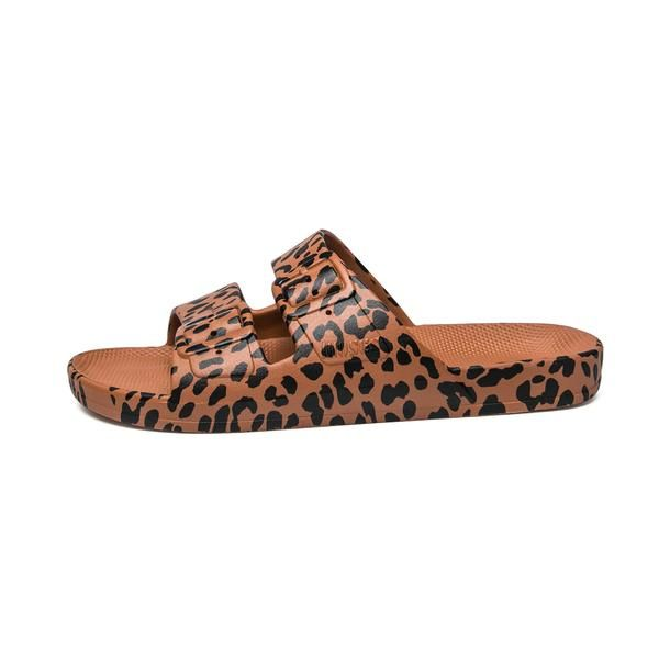 Photo of Freedom Moses Slippers Leo Toffee – Trouva