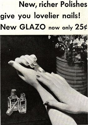 The Painted Woman: 1930s Beauty & Glamour: Vintage Manicures