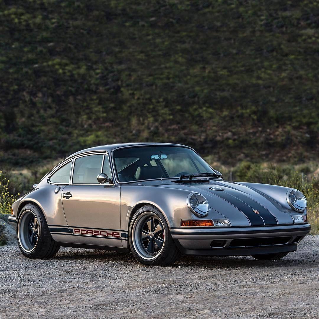 The Tonopah Commission By Singer Vehicle Design Vintage Porsche Porsche Cars Porsche 911 Classic