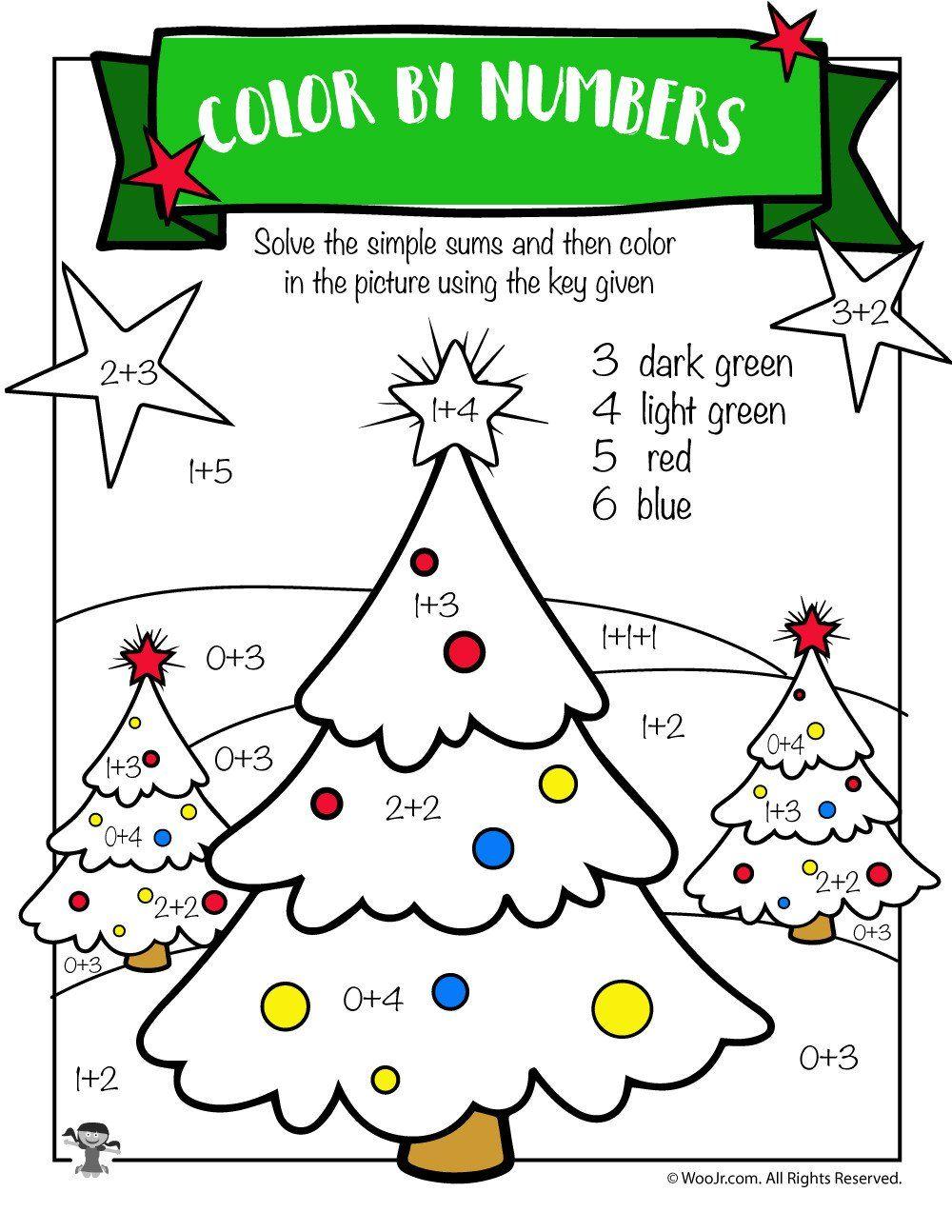 3rd Grade Christmas Worksheets Free Printable Christmas ...