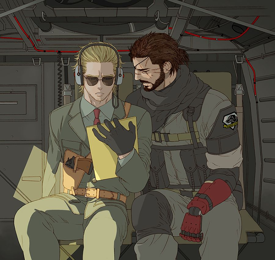 Mgsv Kazuhira Miller Venom Snake Snake Metal Gear Metal Gear Metal Gear Solid Check out our kazuhira miller selection for the very best in unique or custom, handmade pieces from our shops. www pinterest jp