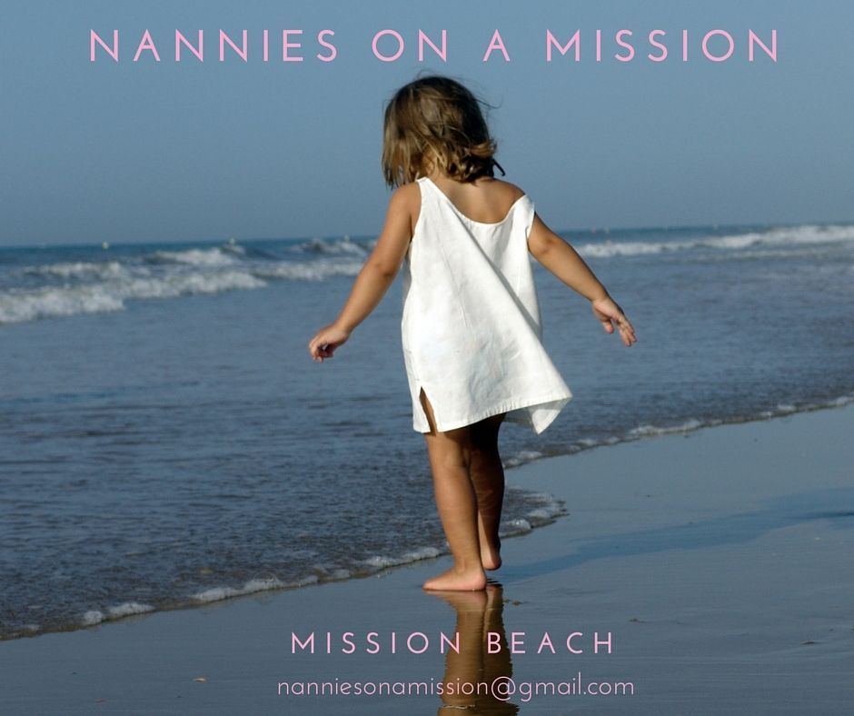 Locally owned and operated in Mission Beach Qld, we offer qualified and experienced child care tailored to suit your needs. email us nanniesonamission@gmail.com  #