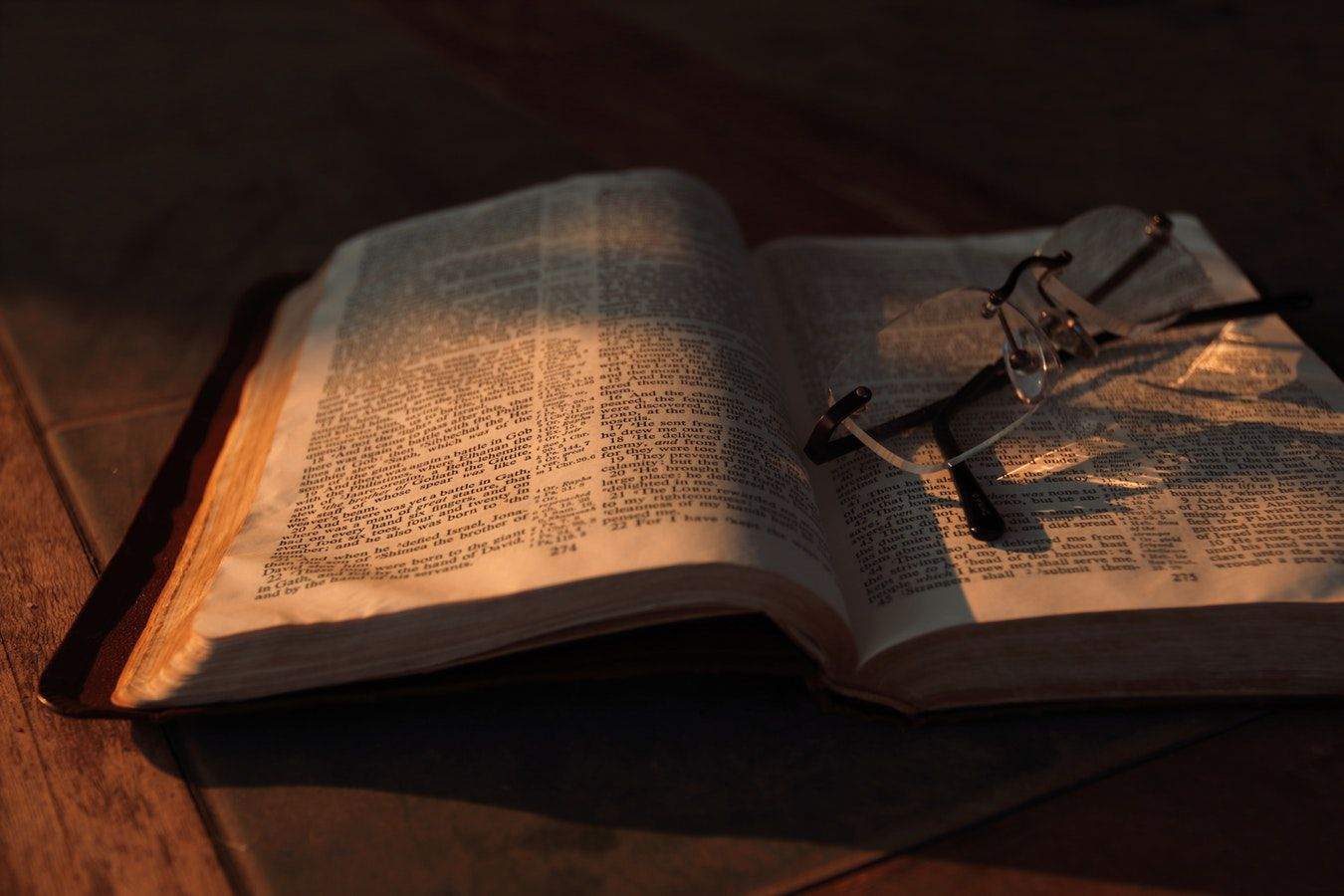 Morning Devotionals HD photo by Timothy Eberly