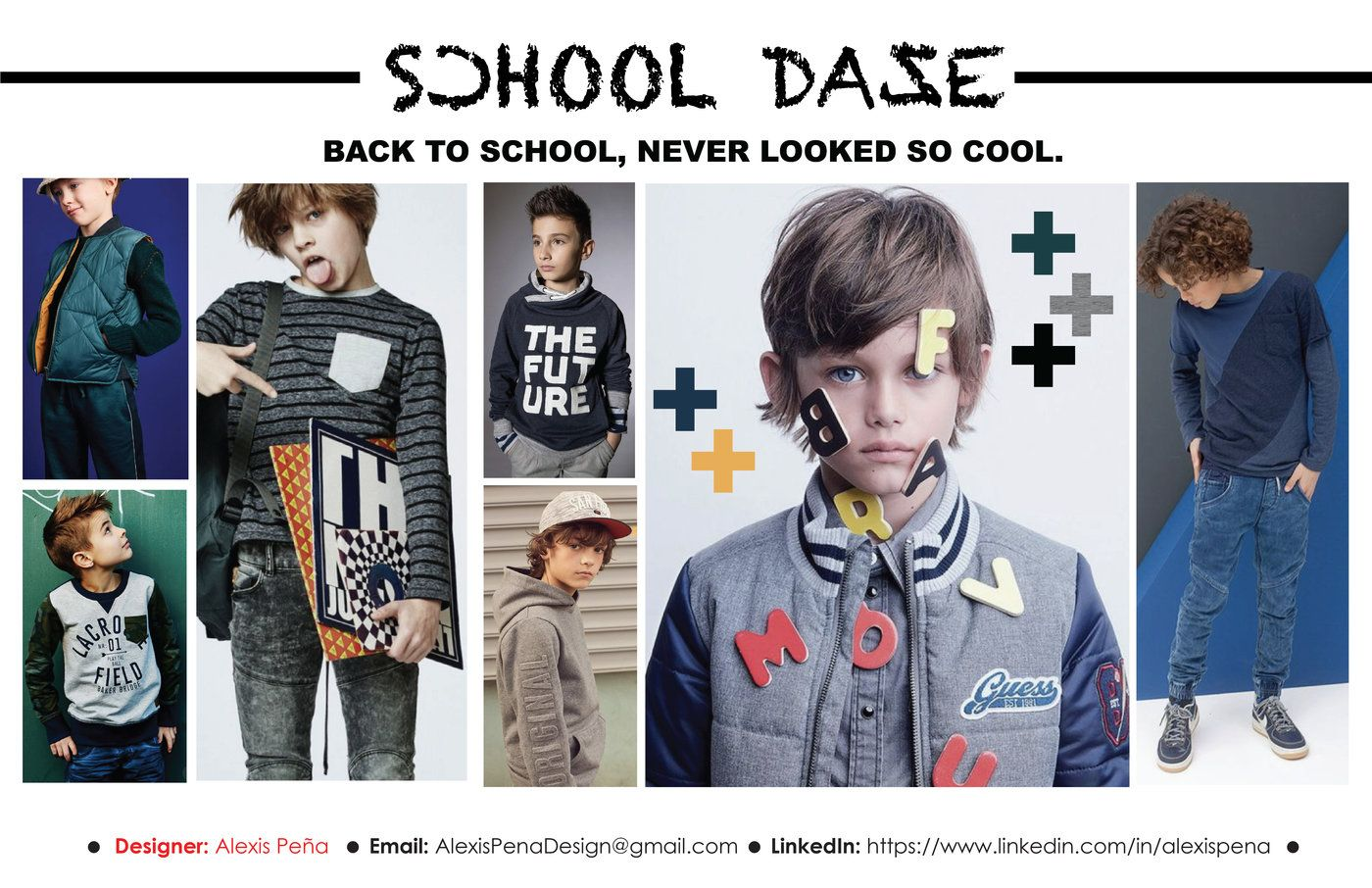 School Daze by Alexis Peña at Coroflot.com in 15  School daze