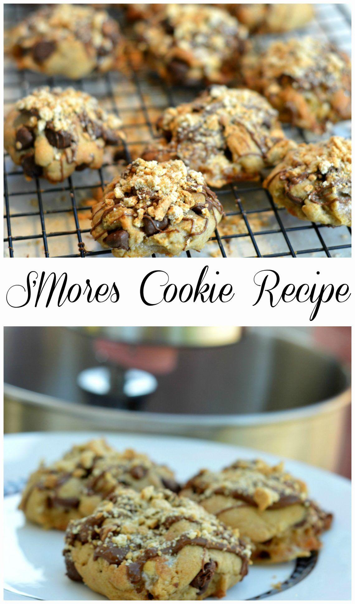 Kitchenaid Artisan Mini Stand Mixer S Mores Cookie Recipe