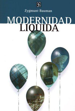 Modernidad líquida