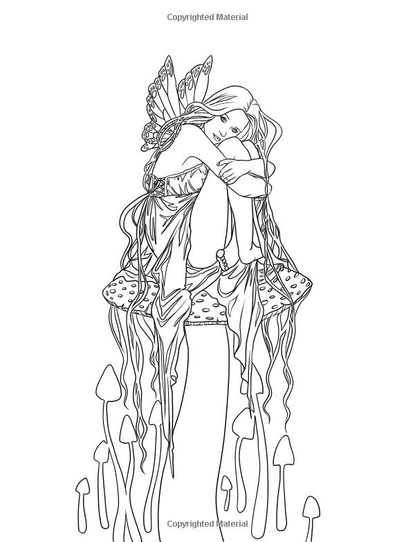 Artist Selina Fenech Fantasy Myth Mythical Mystical Legend Elf Elves Dragon Dragons Fairy Fae Wings Fai Fairy Coloring Fairy Coloring Pages Fairy Coloring Book