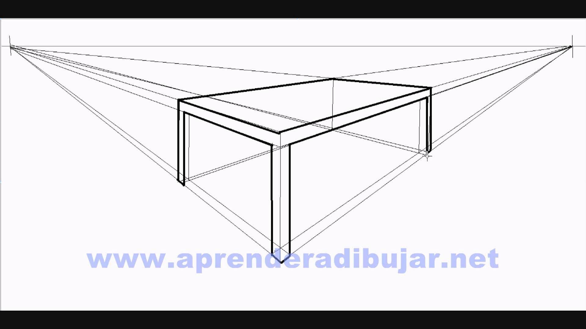 Como dibujar una mesa en perspectiva dibujos de mesas - Mesas para dibujar ...