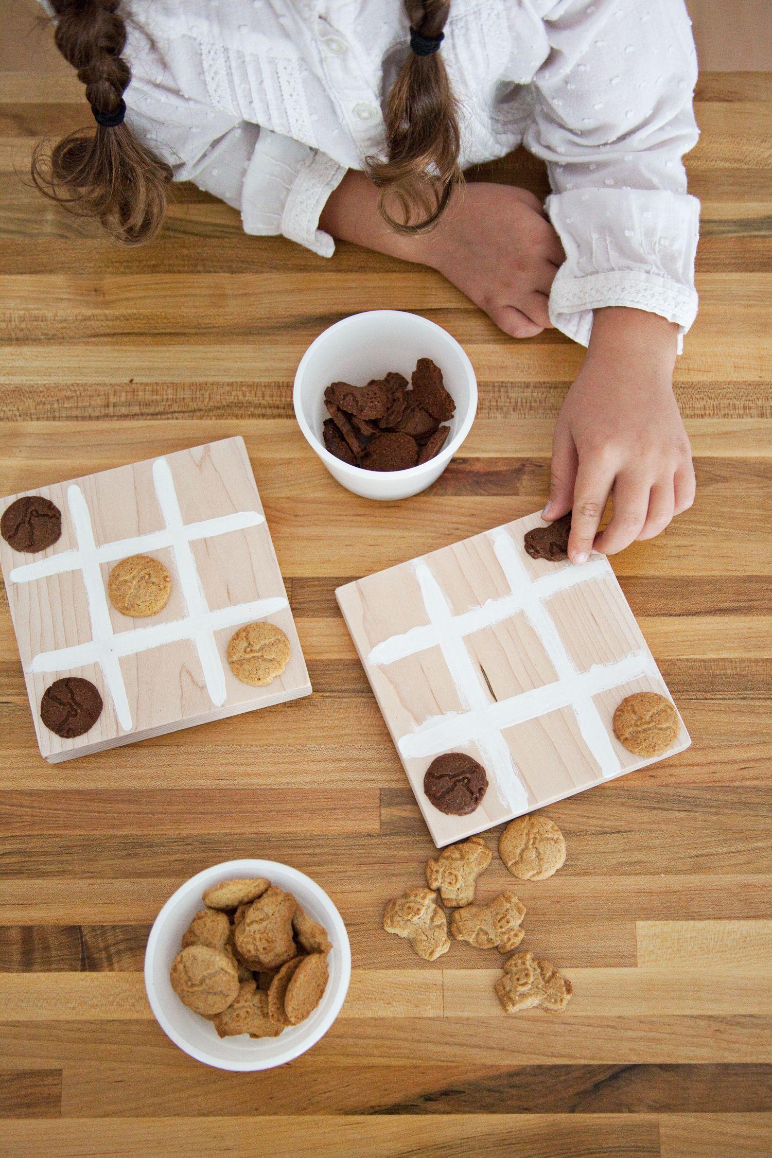 KIDDO CRAFT Kids food crafts, Game snacks, Snack board