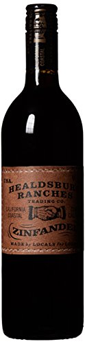 2013 Healdsburg Ranches California Coastal Zinfandel 750 mL * For more information, visit image link.