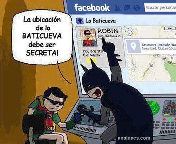 Memes De Batman Robin Estuvo En La Baticueva Batman Funny Batcave Social Media Humor