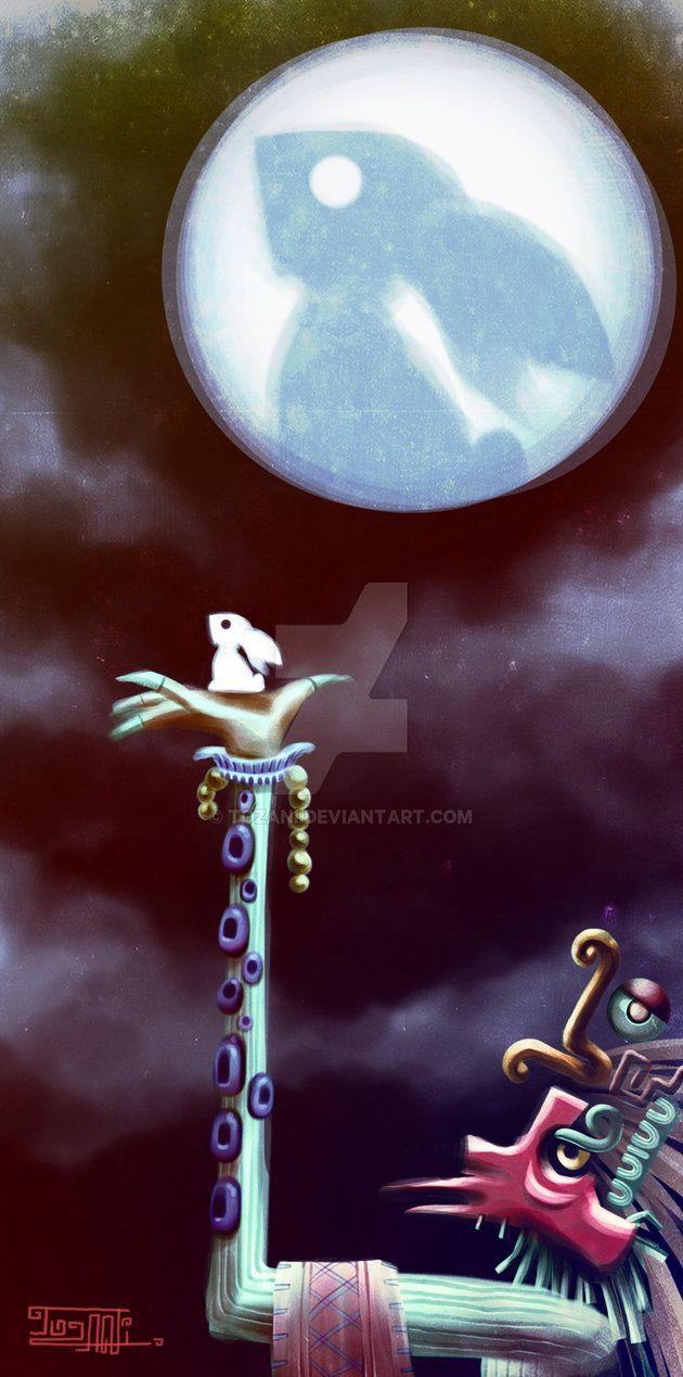 La Leyenda del Conejo en la Luna: el hermoso mito mexica que nunca te contaron