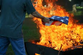 The Proper Way To Dispose Of An American Flag Burning Helpenviro Flag Etiquette American Flag Us Flag Etiquette