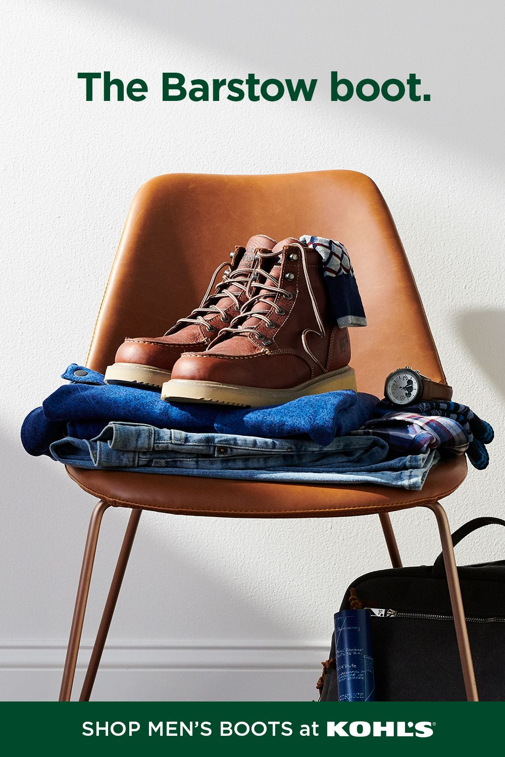 The Timberland PRO Barstow boot