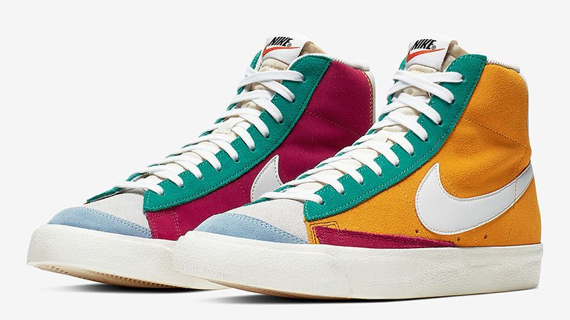 Nike Blazer Mid Vintage Suede Multi