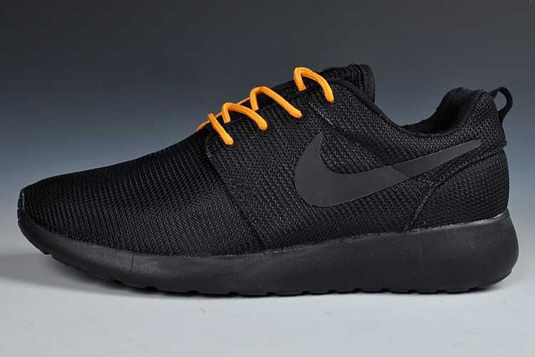 check out 66ef6 a4a36 UK Trainers Roshe One Nike Roshe Run Junior Mens MainBlack Mesh Draw Black  Firday