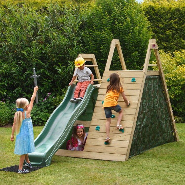 backyard climbing structure - Google Search | Backyard ...