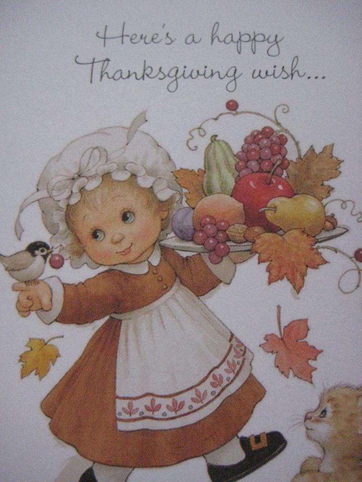 Ruth Morehead Thanksgiving Wallpaper | Vintage Ruth ...