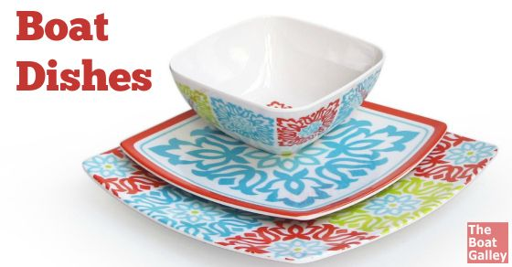 Boat Dishes - I prefer to use \u201cunbreakable\u201d dishes on a boat.  sc 1 st  Pinterest & Unbreakable Boat Dishes | Boating Dishes and Sailboat living