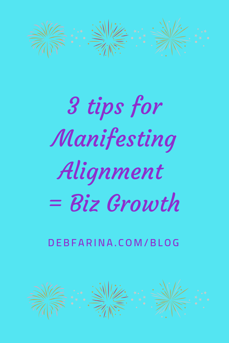 Test and tweak alignment for your biz | Mindset & Manifest | Growing