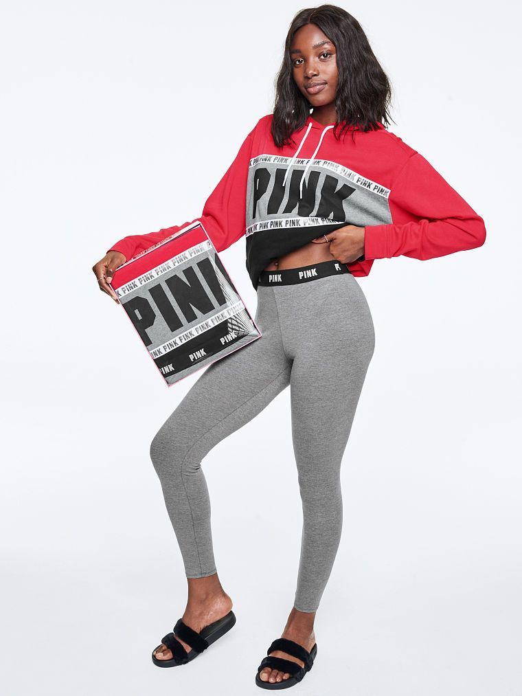 9e3b66faa1dad5 PINK Boxed Campus Pullover & Legging Gift Set | Products in 2019 ...