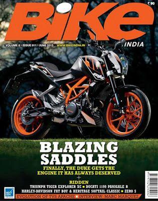 Bike India June 2013 Download Full Magazine Free Bike India